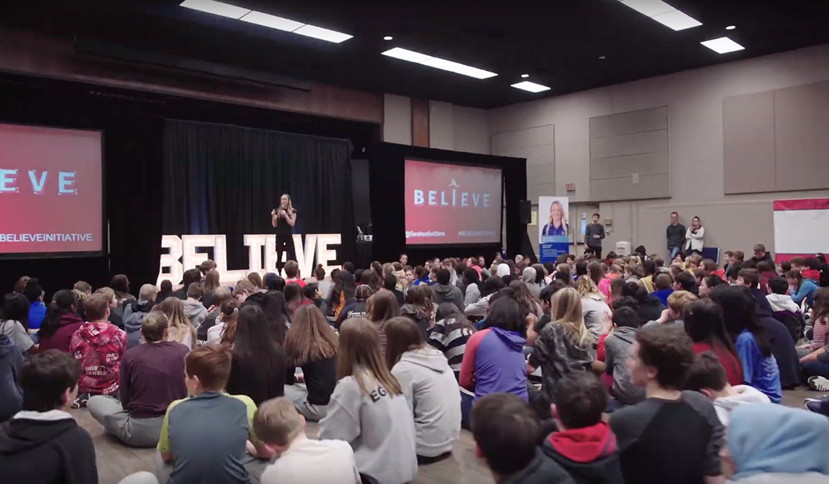 See The Impact - Believe Initiative